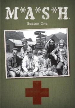 M*A*S*H. Season 1 cover image