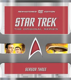 Star trek, the original series. Season 3 cover image