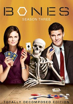 Bones. Season 3 cover image