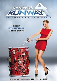 Project runway. Season 4 cover image