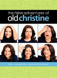 The new adventures of Old Christine. Season 2 cover image