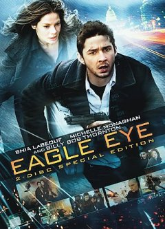 Eagle eye cover image