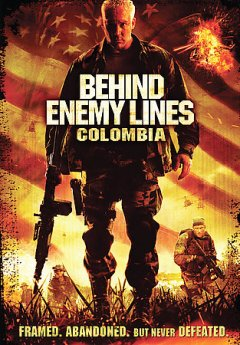 Behind enemy lines Colombia cover image