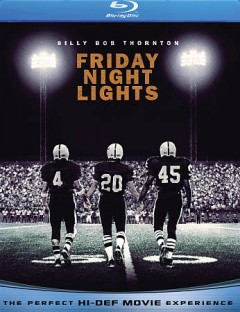 Friday night lights cover image