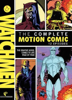 Watchmen the complete motion comic cover image