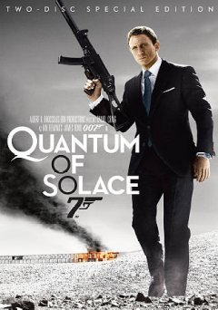Quantum of solace cover image