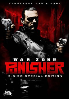 Punisher. War zone cover image