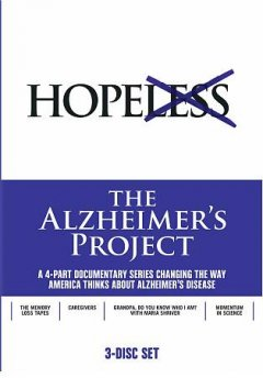 The Alzheimer's Project  a 4-part documentary series changing the way America thinks about Alzheimer's Disease cover image