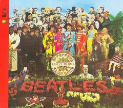 Sgt. Pepper's Lonely Hearts Club Band cover image