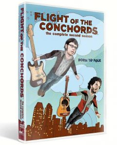 Flight of the conchords. Season 2 cover image