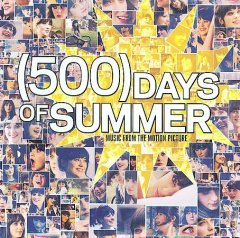 (500) days of summer music from the motion picture cover image