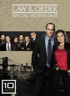 Law & order, Special Victims Unit. Season 10 cover image