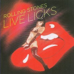 Live licks cover image