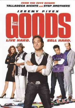 The goods live hard, sell hard cover image