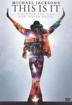 Michael Jackson's This is it cover image