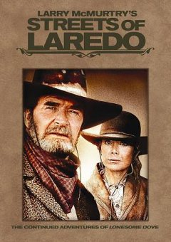 Larry McMurtry's Streets of Laredo cover image