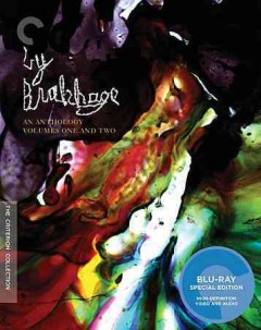 By Brakhage an anthology. Vols. 1 and 2 cover image