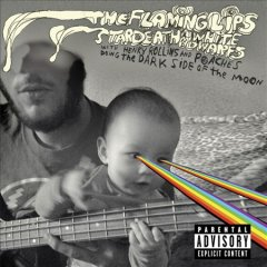 The Flaming Lips and Stardeath and White Dwarft with Henry Rollins and Peaches doing dark side of the moon cover image