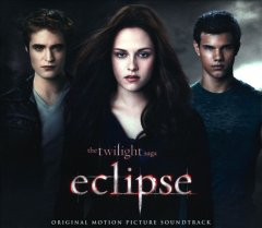The twilight saga. Eclipse original motion picture soundtrack cover image