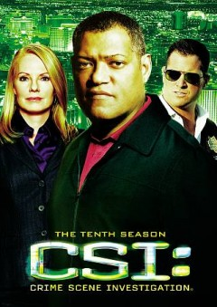 CSI: crime scene investigation. Season 10 cover image