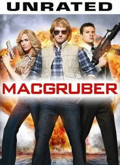 MacGruber cover image