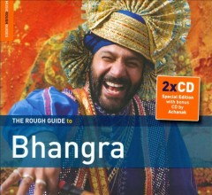The rough guide to bhangra cover image