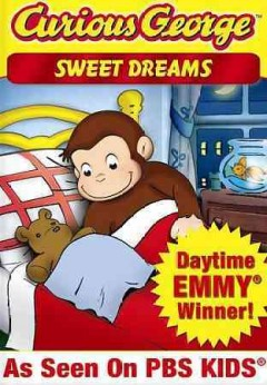 Curious George. Sweet dreams cover image