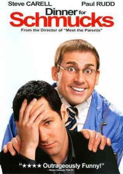 Dinner for schmucks cover image