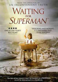 "Waiting for ""Superman"" cover image"