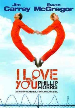 I love you Phillip Morris cover image
