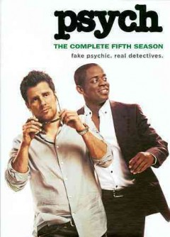Psych. Season 5 cover image