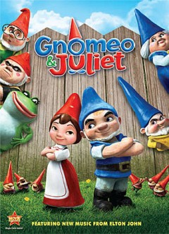 Gnomeo & Juliet cover image
