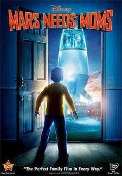 Mars needs moms cover image
