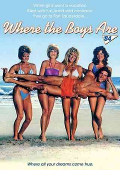 Where the boys are '84 cover image