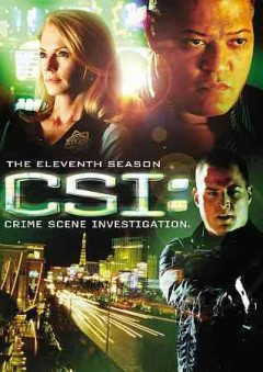 CSI: crime scene investigation. Season 11 cover image
