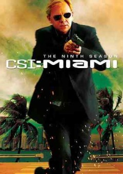 CSI Miami. Season 9 cover image