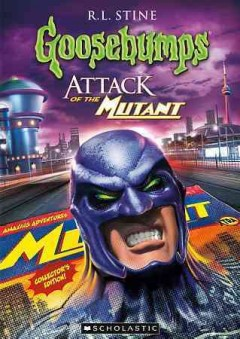 Attack of the mutant cover image