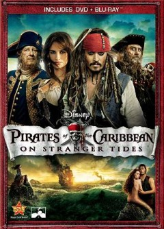 Pirates of the Caribbean. On stranger tides cover image