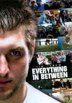 Tim Tebow everything in between cover image