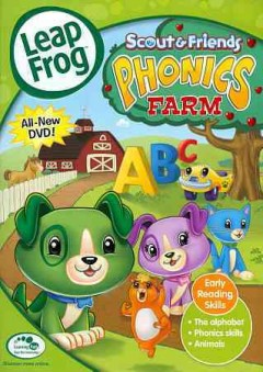 Leapfrog. Phonics farm cover image