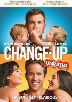 The change-up cover image