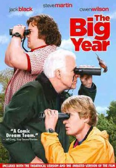 The big year cover image