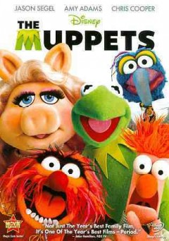 The muppets cover image