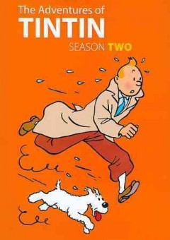The adventures of Tintin. Season two cover image