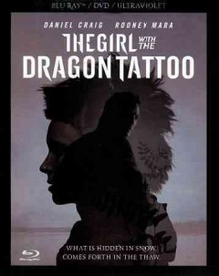 The girl with the dragon tattoo [Blu-ray + DVD combo] cover image