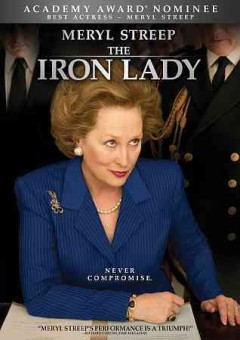 The iron lady cover image