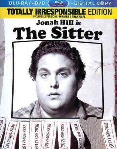 The sitter [Blu-ray + DVD combo] cover image