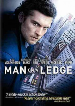 Man on a ledge cover image