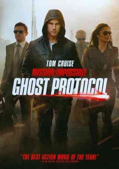 Mission: impossible. Ghost protocol cover image