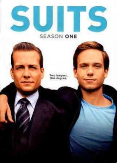 Suits. Season 1 cover image